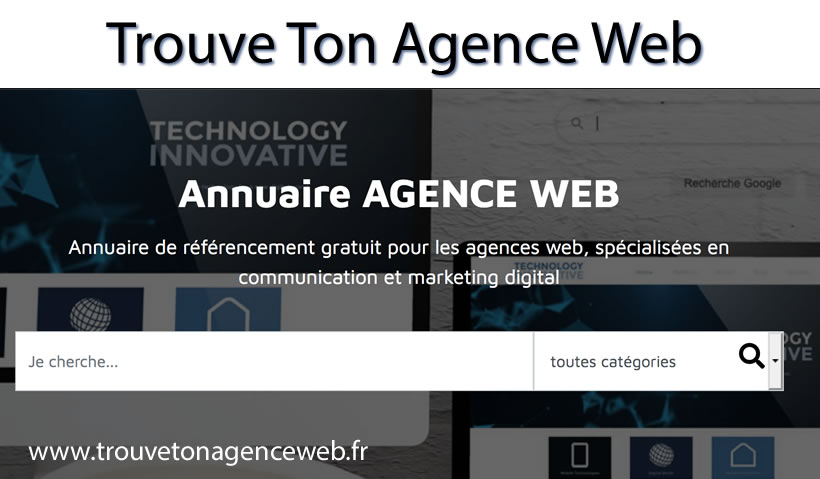 annuaire-agence-web